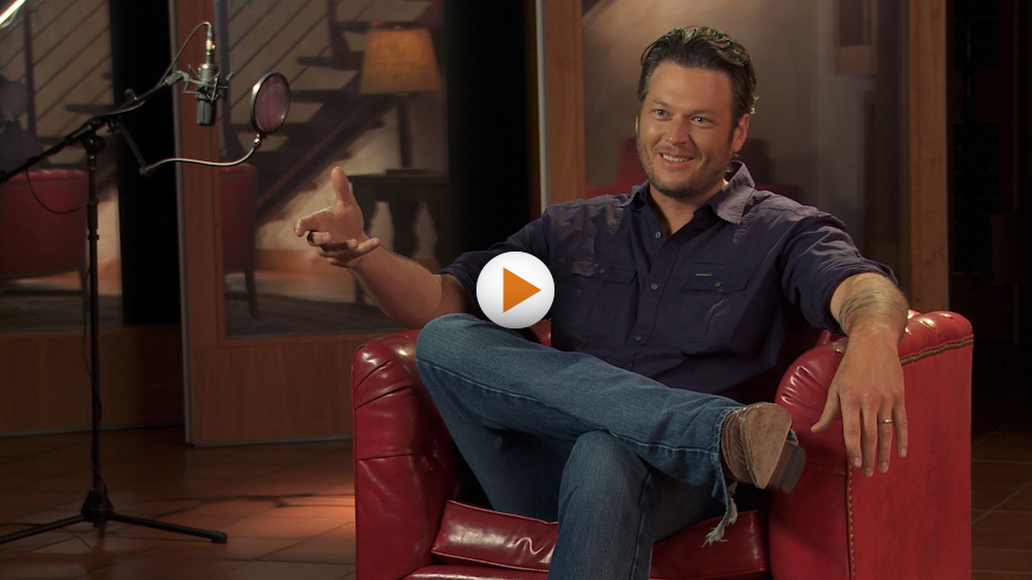Blake Shelton Featured Video